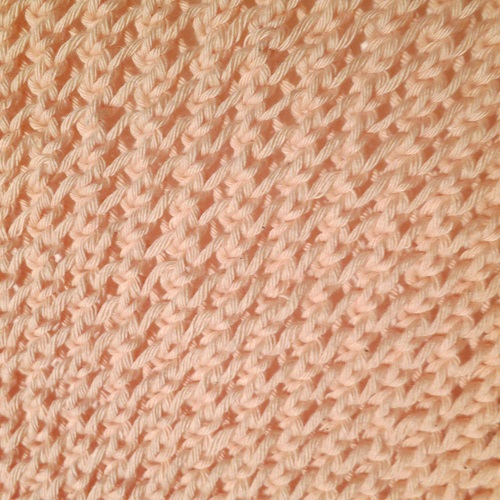 comment tricoter la maille filet